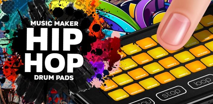 Drum Pad HIP-HOP music maker dj apk