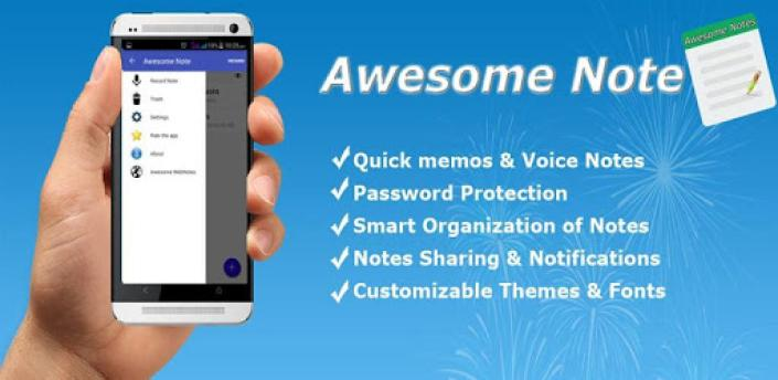 Awesome Note apk