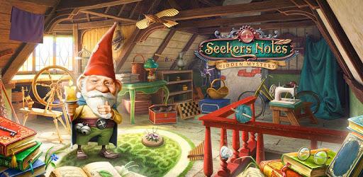 Seekers Notes®: Hidden Mystery apk