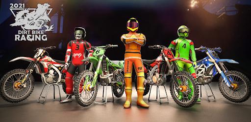 Trial Extreme Motocross Dirt Bike Racing Game 2021 apk