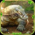 Furious Komodo Dragon Simulator Icon