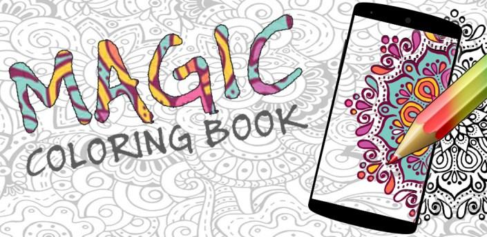 Magic Coloring Book apk