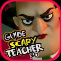 Scary Teacher Icon