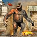 Gorilla Smash City Big Foot Monster Rampage Icon
