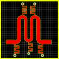 RF Transmission Line Calculator Icon