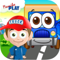 Truck Toddler Kids Games Free Icon
