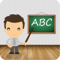 ABC Kids - Alphabets Learning Icon