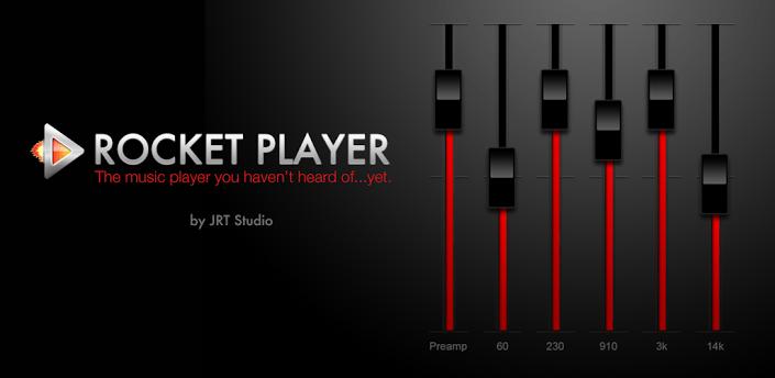 Rocket Player Premium Audio apk