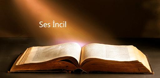 Ses İncil Türkçe. Türk İncil kitap ücretsiz indir apk