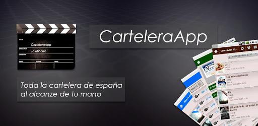 CarteleraApp Cine apk