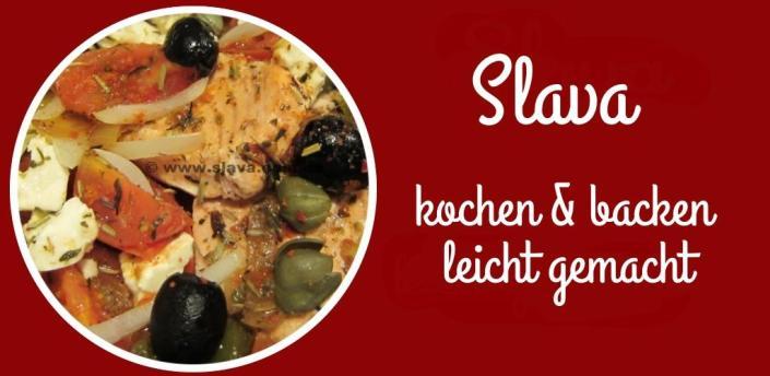 Slava - Kochen und Backen apk