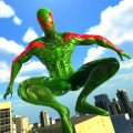 Amazing Spider Crime City - Gangster Rope Hero 3D Icon