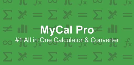 MyCal Pro - All in One Calculator & Converter apk
