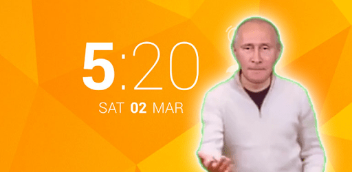 Dancing Putin on screen (prank) apk