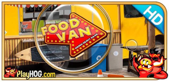 Free New Hidden Object Games Free New Fun Food Van apk