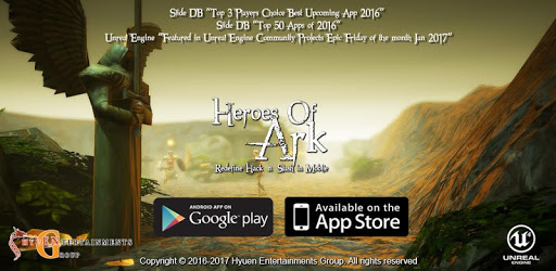 Heroes of Ark apk
