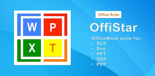 OffiStar XLS DOC PPT editor apk