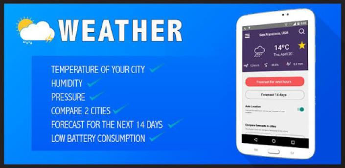 Weather Forecast - Weather Live, Accurate Weather apk