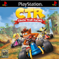 Crash Team Racing PSX Icon