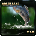 Green Lake Icon