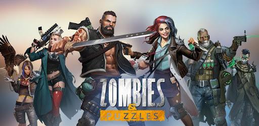 Zombie & Puzzle apk