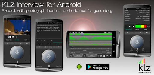 KLZ Interview Audio Recorder MultiTrack Editor apk