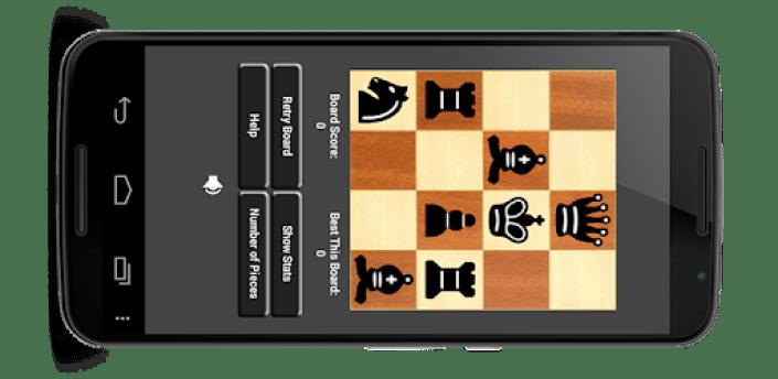 4x4 Solo Mini Chess Brain Teaser Puzzle Games apk