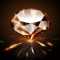 3D Diamonds Icon