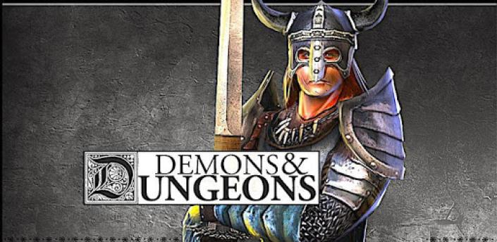 Dungeon and Demons  - Offline RPG Dungeon Crawler apk