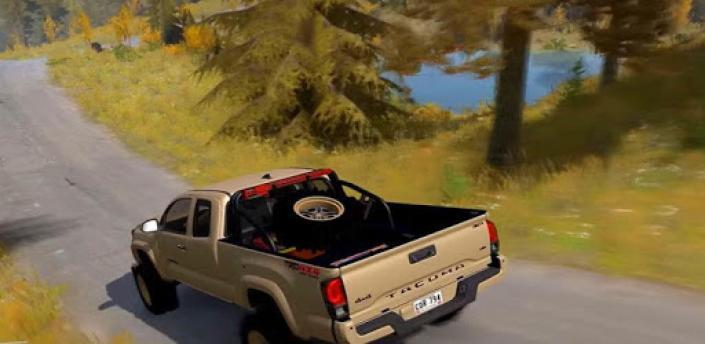 Offroad Pickup Truck Driving Simulator apk