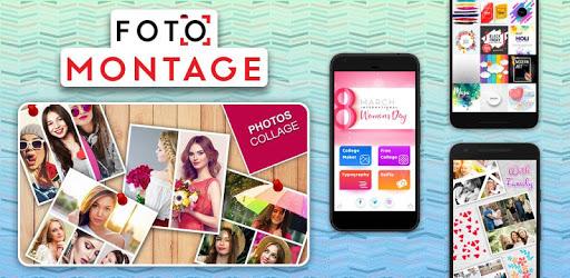 Photo Montage –Top Photo Editor & Best Collage App apk