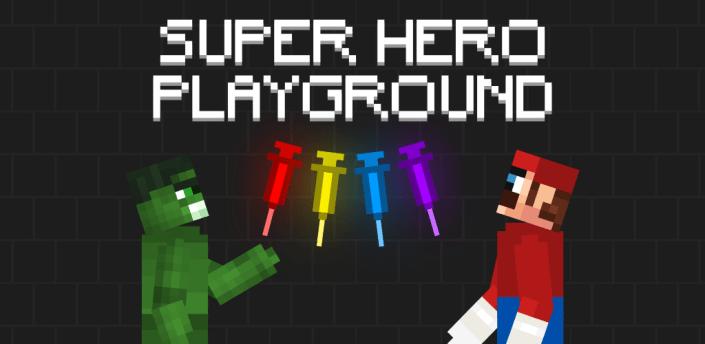 Super Hero Playground: Ragdoll Stick apk