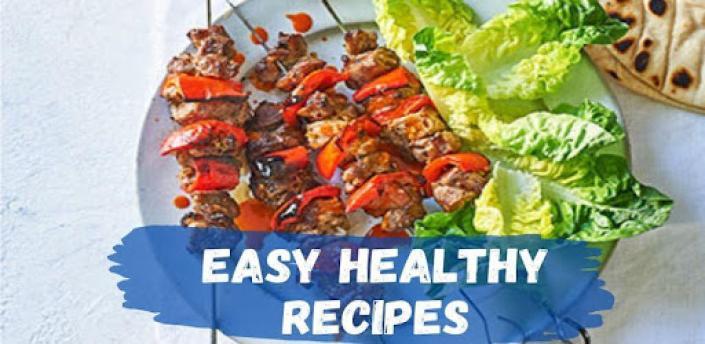 Easy Healthy Recipes ❤️ apk