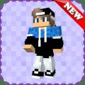 Popular Skins for Minecraft PE Icon
