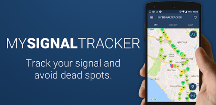 My Signal Tracker Coverage Map apk