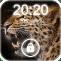 4K Leopard Lock Screen Icon
