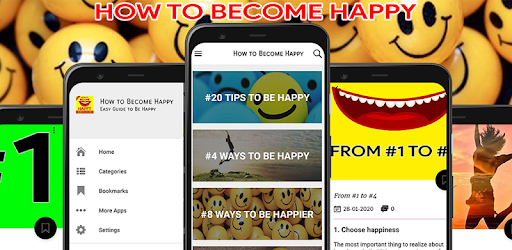 How to Become Happy apk