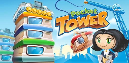 Pocket Tower: Building Game & Megapolis Builder apk