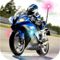 Police MotorBike Chase: 3D City Simulator Icon