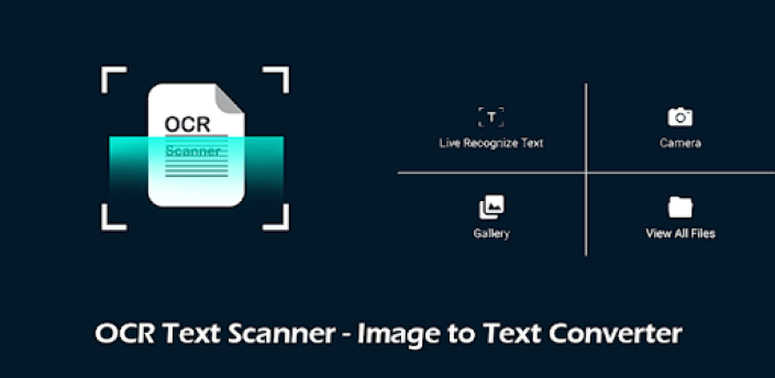 OCR Text Scanner - Image to Text Converter apk