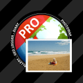 PhotoMap PRO Gallery - Photos, Videos and Trips Icon