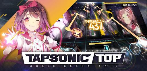 TAPSONIC TOP - Music Grand prix apk