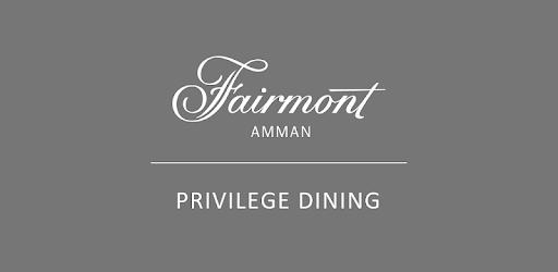 Fairmont Privilege Dining apk