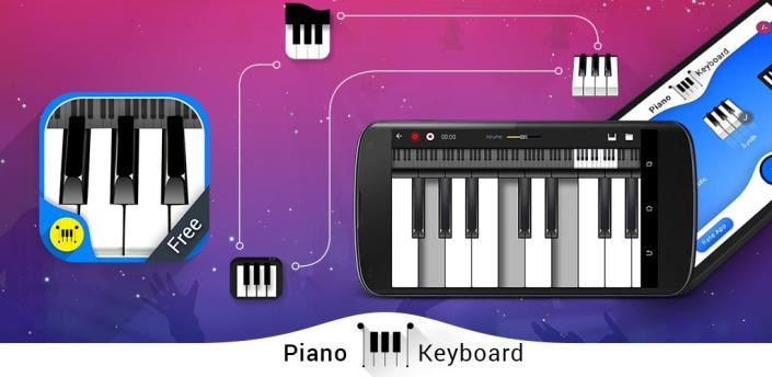 Real Piano Keyboard : Digital apk