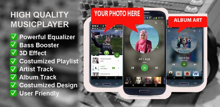 ★Music Player, MP3 Audio Player- Best App 2018 apk