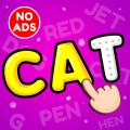 ABC Preschool Kids Spelling Tracing & Phonics game Icon