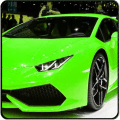 car driving games 3D free racing cars Icon