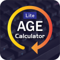 Age Calculator Lite | Date of Birth ~How Old Am I? Icon