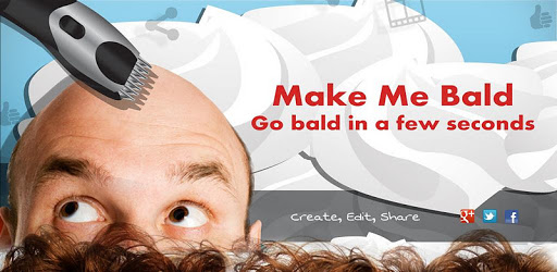 Make Me Bald Prank apk