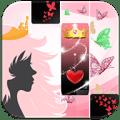 Pink Magic Tiles 5 : Music Games 2018 Icon